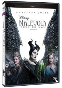 DVD Malévola Dona do Mal