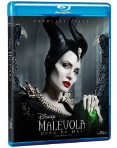 BLU-RAY  Malévola Dona do Mal