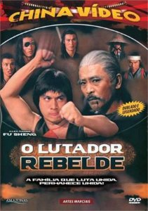 Dvd O Lutador Rebelde - China Video
