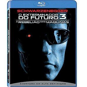 Blu-Ray - O Exterminador do Futuro 3: A Rebelião das Máquinas