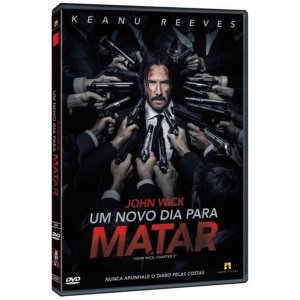 DVD - John Wick: Um Novo Dia Para Matar