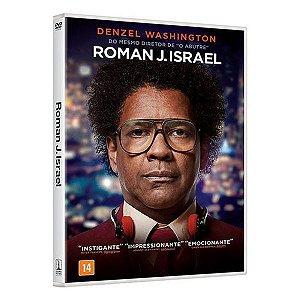 DVD - Roman J. Israel, Esq