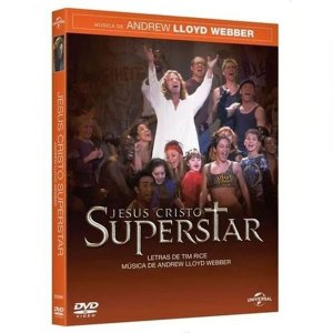 DVD  - JESUS CRISTO SUPERSTAR - THE BEST OF BROADWAY