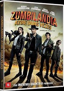 DVD  - ZUMBILANDIA ATIRE DUAS VEZES