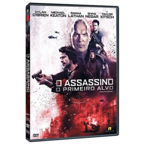 DVD - O Assassino: O Primeiro Alvo