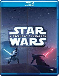BLU-RAY Star Wars: A Ascenção Skywalker