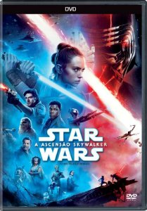 DVD Star Wars: A Ascenção Skywalker