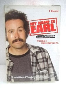 DVD MY NAME IS EARL 1ª TEMPORADA ( 4 DISCOS )