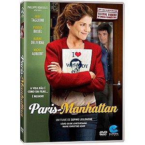 DVD PARIS MANHATTAN - ALICE TAGLIONI