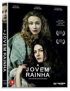 DVD A JOVEM RAINHA - SARAH GODON