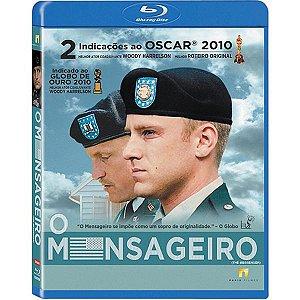 Blu-Ray - O Mensageiro - WOODY HARRELSON