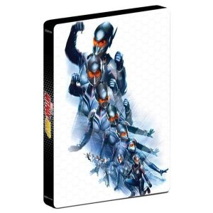 Steelbook - Blu-Ray + 3D - Homem-Formiga e A Vespa