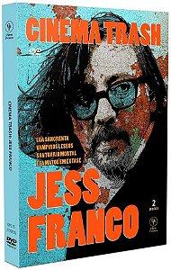 DVD Cinema Trash - Jess Franco  - 2 DVD's
