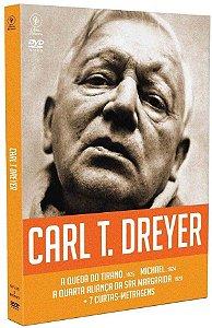 DVD - COLEÇÃO CARL T. DREYER