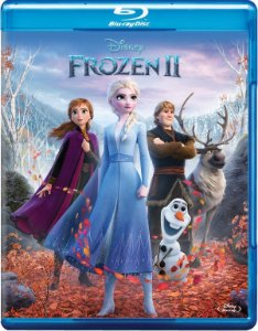 BLU RAY FROZEN 2