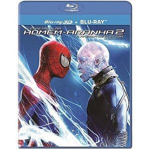 Blu-Ray 3D + Blu-Ray - O Espetacular Homem-Aranha 2