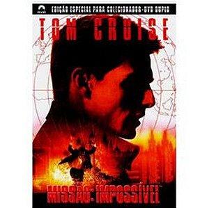 DVD Missão Impossível - Edição Especial (Duplo)