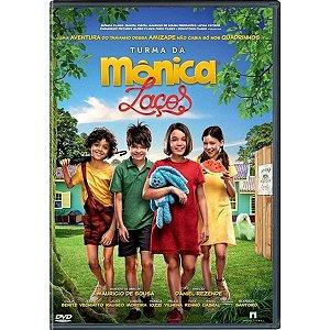 DVD - TURMA DA MÔNICA - LAÇOS