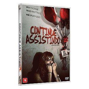DVD CONTINUE ASSISTINDO - BELLA THORNE