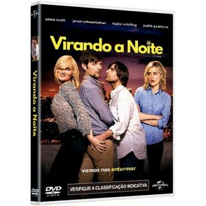 Dvd - Virando A Noite - THE OVERNIGHT