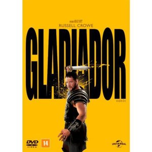 DVD GLADIADOR - RUSSELL CROWE