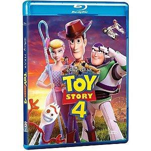 Blu-Ray - Toy story 4