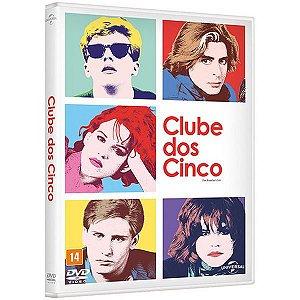 DVD  CLUBE DOS CINCO