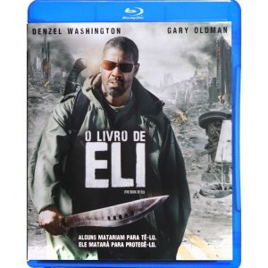 BLU RAY O LIVRO DE ELI - DENZEL WASHINGTON