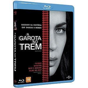 BLU RAY A GAROTA DO TREM  - EMILY BLUNT