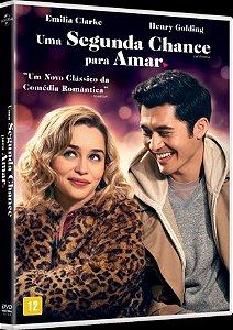 DVD UMA SEGUNDA CHANCE PARA AMAR