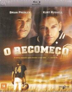Blu ray O Recomeço - Kurt Russell