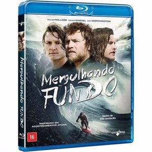 Blu Ray  Mergulhando Fundo  Sam Worthington