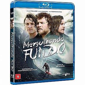 Blu Ray  Mergulhando Fundo  Sam Worthington