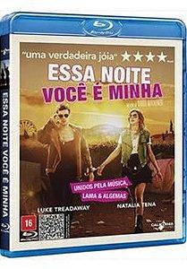 Blu Ray  Essa Noite Você É Minha  Natalia Tena