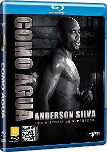 Blu Ray  Como Água  Anderson Silva