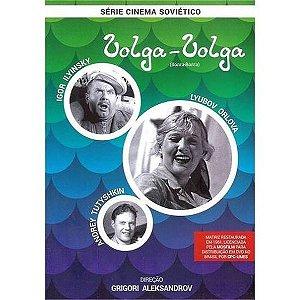 Dvd Volga-Volga - Grigori Aleksandrov