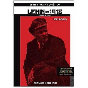 Dvd Lenin Em 1918 - Boris Shchukin