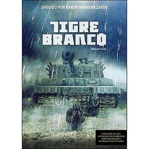 DVD Tigre Branco - Karen Shakhnazarov
