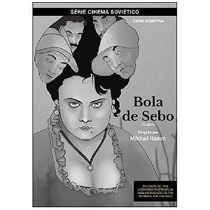 Dvd Bola De Sebo - Mikhail Romm