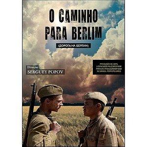 DVD - O CAMINHO PARA BERLIM - SERGEI POPOV