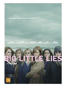 DVD - BIG LITTLE LIES - A 2A TEMPORADA COMPLETA