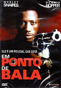 DVD Em Ponto De Bala Wesley Snipes