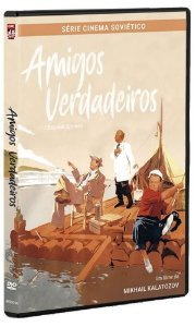 DVD - AMIGOS VERDADEIROS - VASSILY MERKUREV