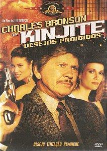 Dvd  Kinjite Desejos Proibidos Charles Bronson