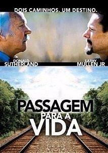Passagem Para A Vida  Donald Sutherland  DVD