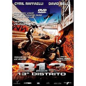 DVD - B13 - 13º Distrito - Pierre Morel
