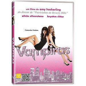 DVD  VAMPIRAS - ALICIA SILVERTONE