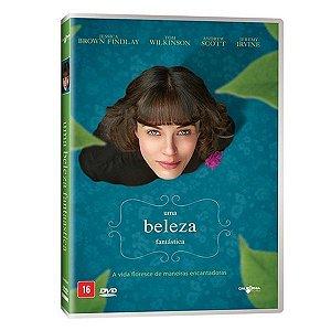 DVD Uma Beleza Fantástica - JESSICA BROWN FINDLAY
