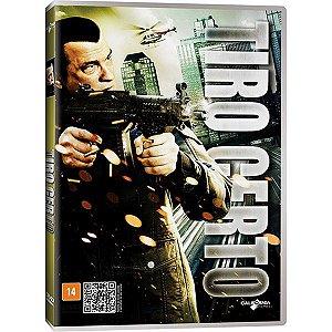 DVD - TIRO CERTO - STEVEN SEAGAL