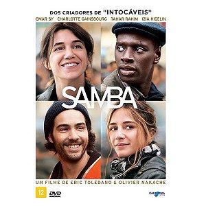 DVD SAMBA - OMAR SY